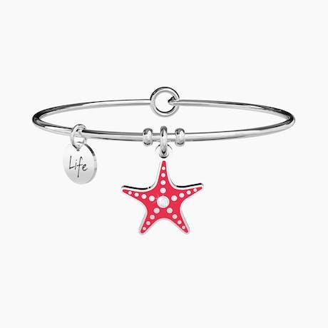 Bracciale Kidult stella marina fortuna