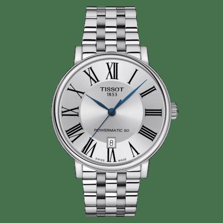 Orologio Tissot Carson premium powermatic 80