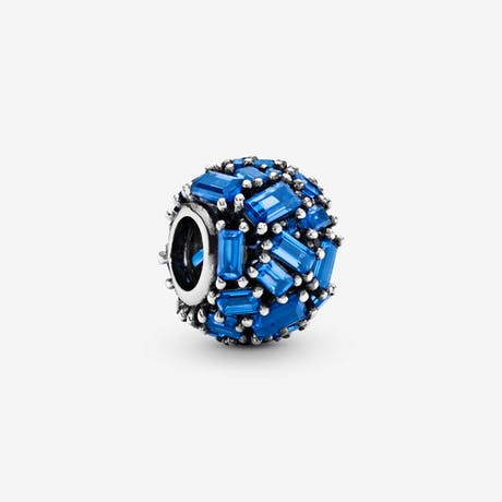 Charm Ghiaccio Blu
