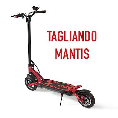 Tagliando Kaabo Mantis