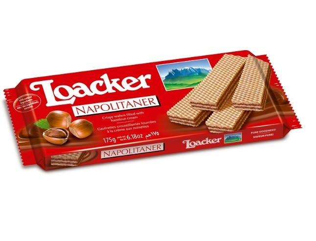 loacker napolitaner 175 gr