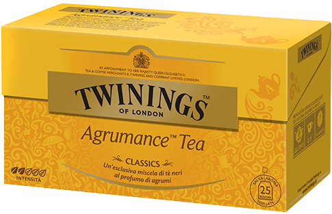 the twinings agrumance