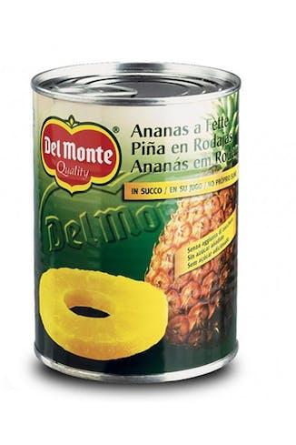 ananas in succo delmonte