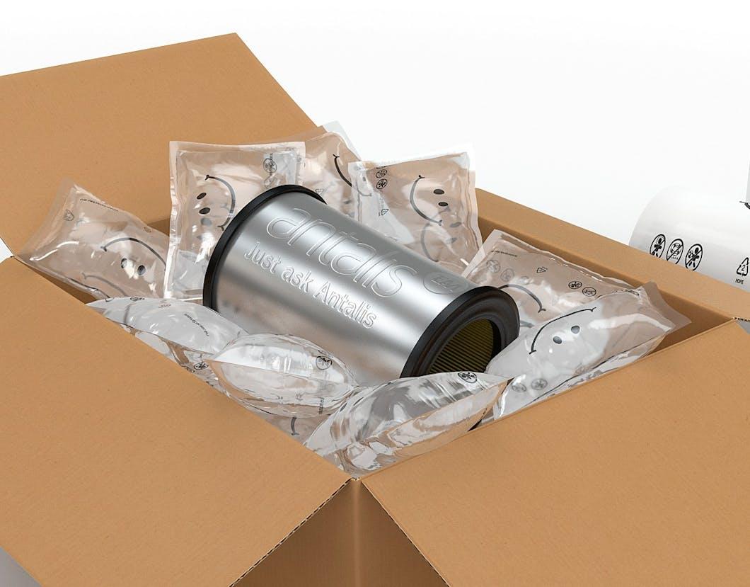 PROTEZIONE E RIEMPIMENTO - sistemi e materiali di imballo per proteggere i vostri prodotti