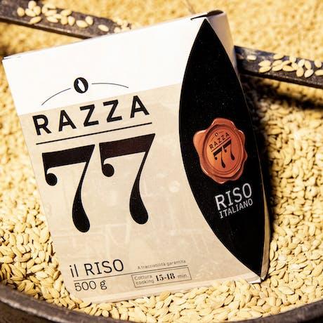 Razza77 - 10 confezioni da 500g