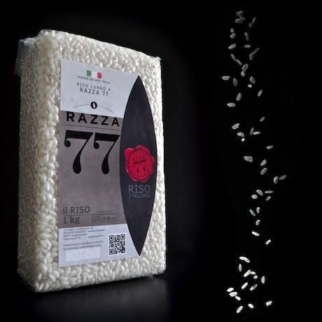 Razza77 - 8 confezioni da 1kg