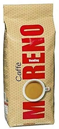 1 KG CAFFE' MORENO VENDING IN GRANI