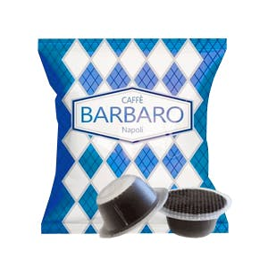 100 CAPSULE BARBARO NAPOLI BIALETTI