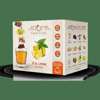 30 Capsule di Tè al Limone compatibili Dolce Gusto