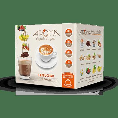 30 Capsule di Cappuccino compatibili Dolce Gusto
