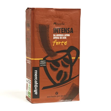 Miscela caffè Intensa forte 250g moka