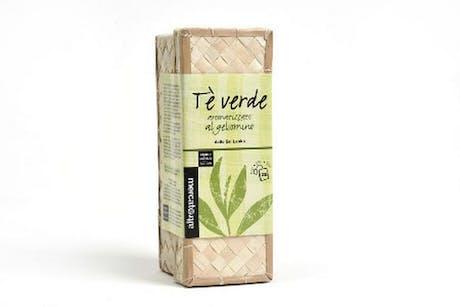 Tè Verde al gelsomino Sri Lanka 25 bustine 37,5gr