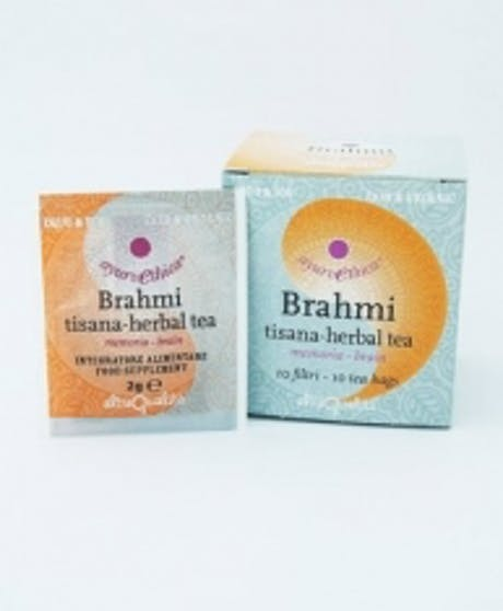 Tisana bio BRAHMI memoria 10 filtri