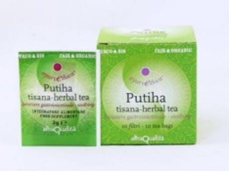 Tisana bio PUTIHA lenitiva intestino 10 filtri