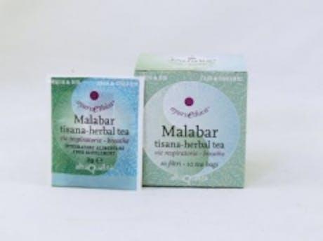 Tisana bio MALABAR balsamica 10 filtri