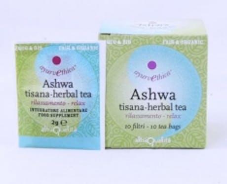 Tisana bio ASHWA rilassante 10 filtri
