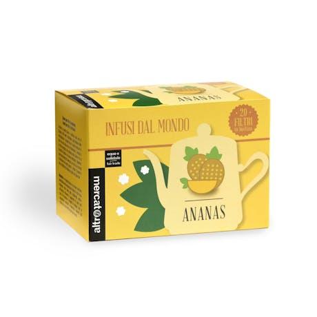 Infuso ananas- 20 filtri- 50g