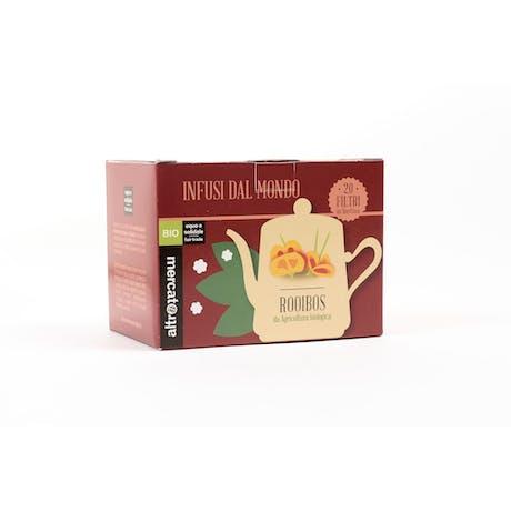 Infuso rooibos- 30g- 20 filtri