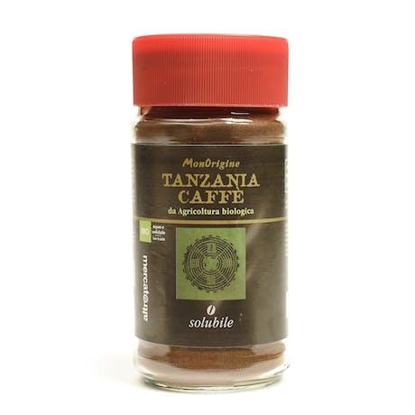 Tanzania Caffè solubile 100g
