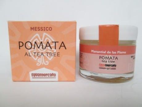 Pomata al tea tree 60g
