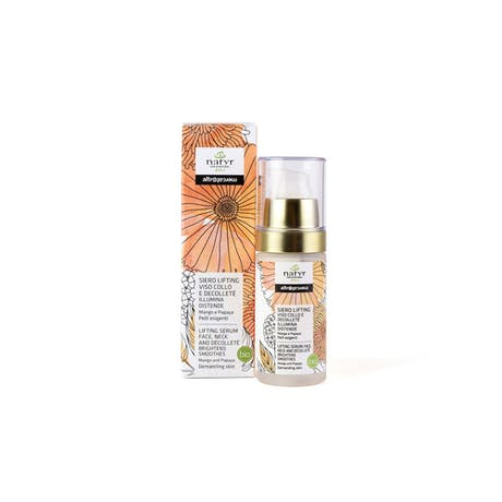 Siero lifting  viso collo dècolletè mango papaya bio 30 ml