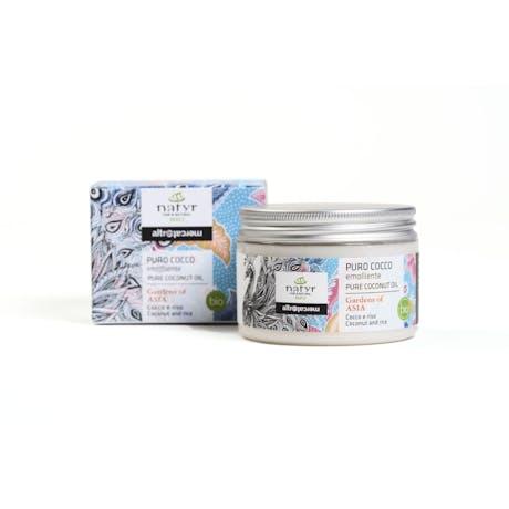 Olio di cocco emolliente - Bio - 150 ml