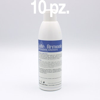 Kit 10 pz. LATTE ARMONIA 200 ml