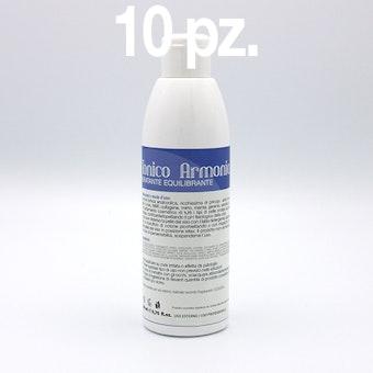 Kit 10 pz. TONICO ARMONIA 200 ml
