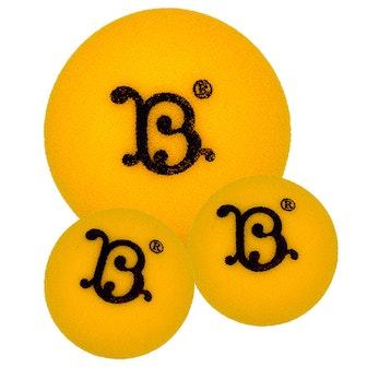 PROMO Kit 1 Palla grande + 2 palle medie + 1 olio Giallo
