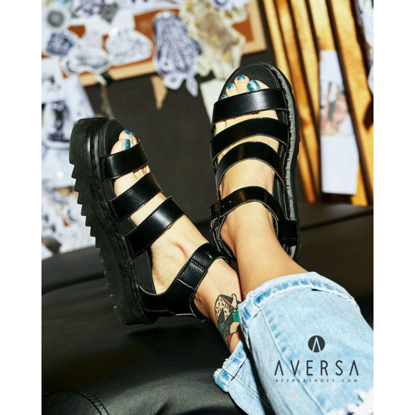 Scopri i nuovi sandali Dr Martens