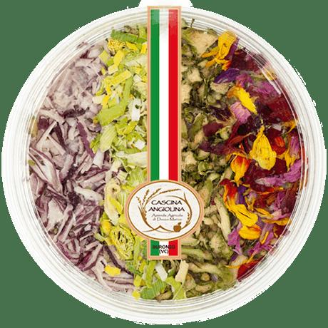 Mix 4 risotti pronti - Zucca, Asparagi, Ortiche, Porri e Zucchine