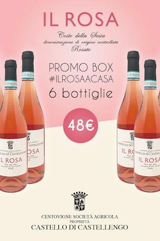 Promo Box Il Rosa - 6 Bottiglie