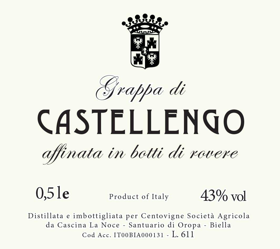 Grappa Castellengo - lt. 0,5