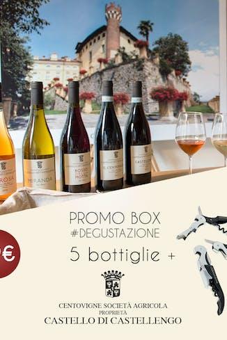 Box Degustazione - 5 Bottiglie