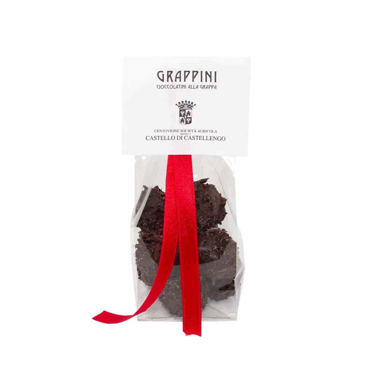 Grappini - Cioccolatini alla Grappa di Centovigne