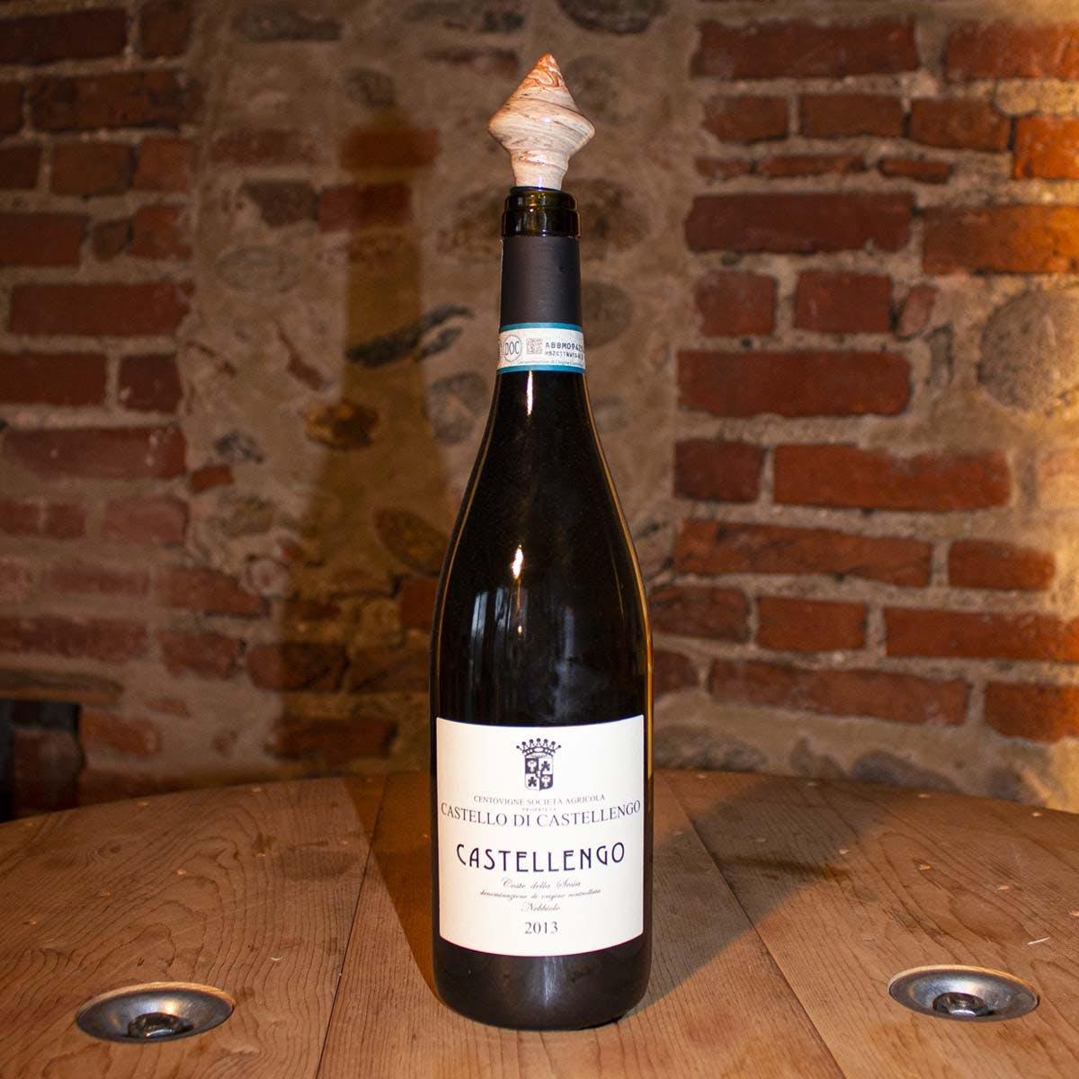 Tappo per bottiglia in terracotta - Handmade