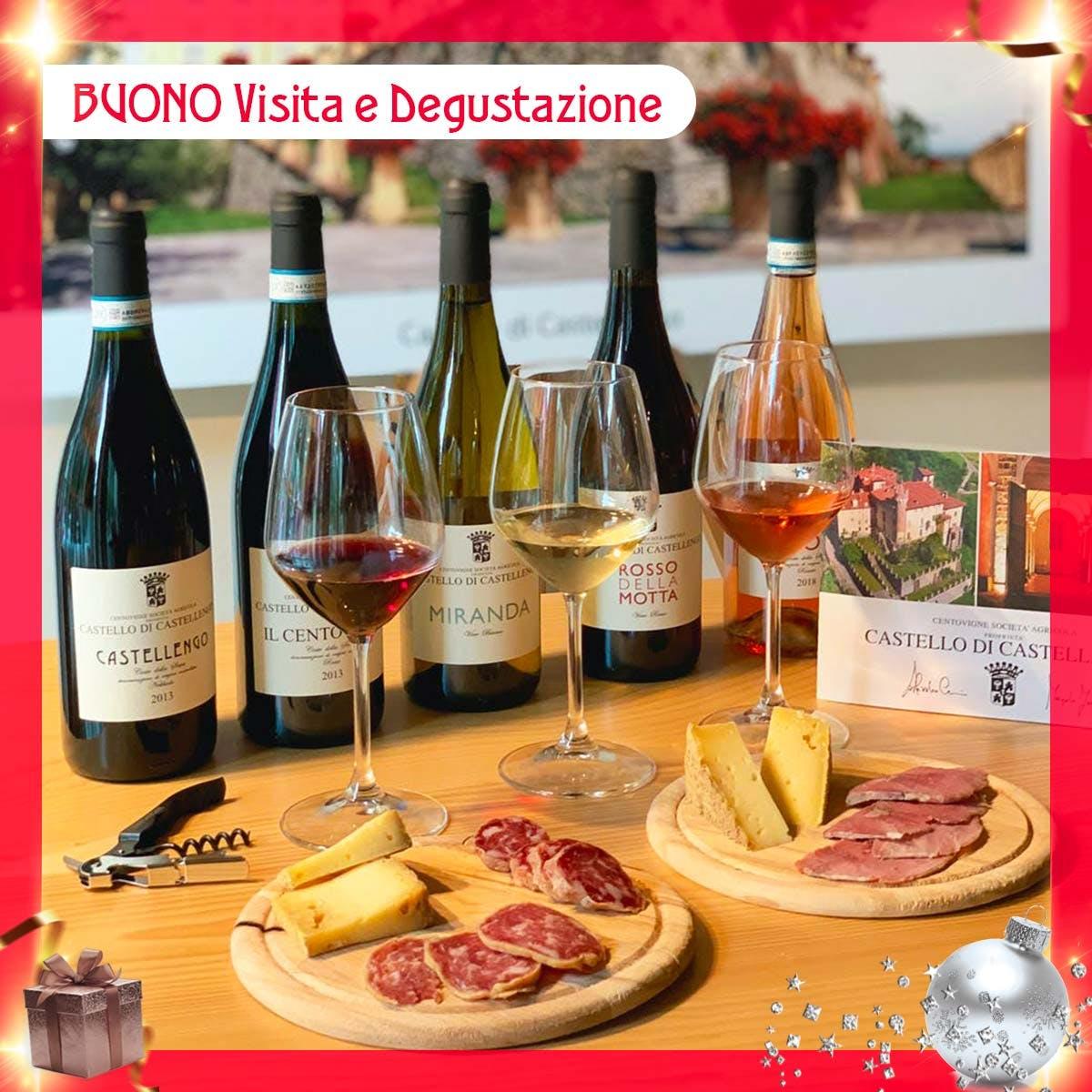 Visita alle cantine con degustazione vini