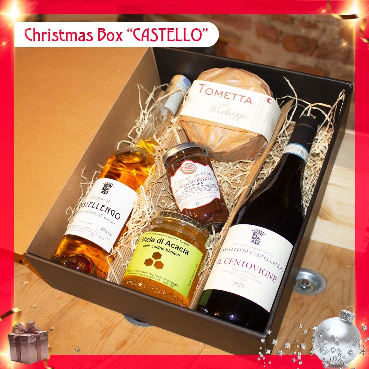 Christmas Box - Castello