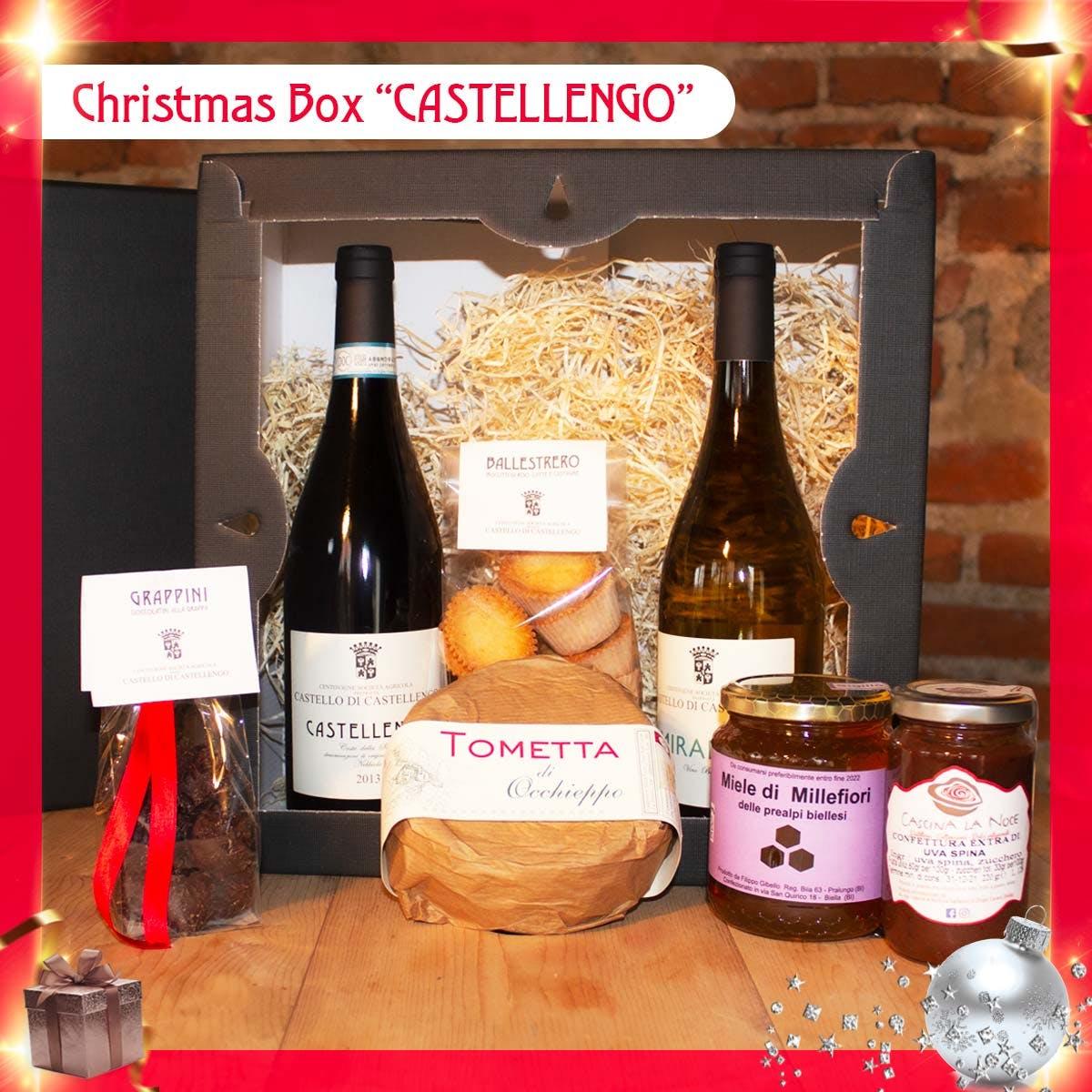 Christmas Box - Castellengo
