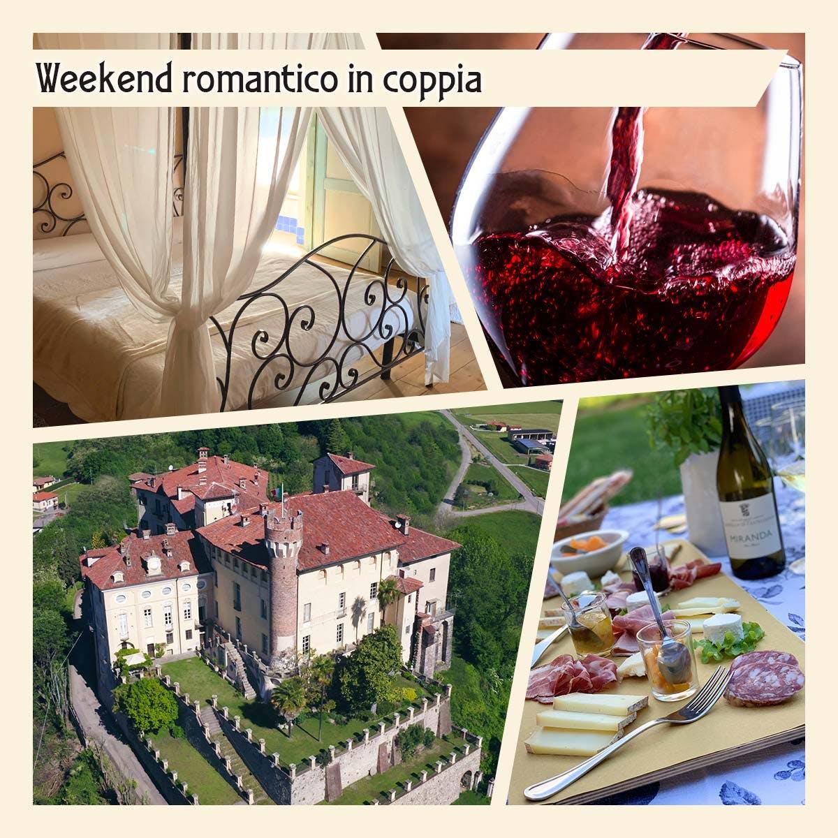 Weekend romantico in coppia: Visita guidata alle Cantine, Cena tipica, Pernotto e Colazione