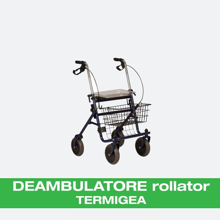 DEAMBULATORE ROLLATOR