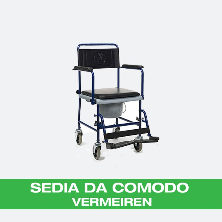 SEDIA DA COMODO