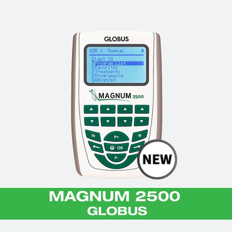 MAGNUM 2500 - MAGNETOTERAPIA