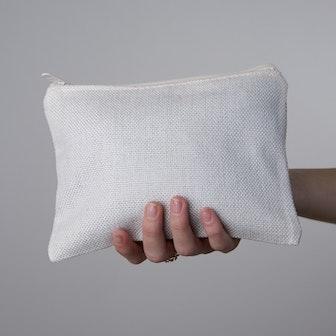 Pochette in tessuto