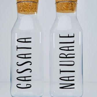 Bottiglia in Vetro