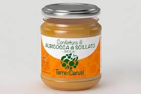 CONFETTURA DI ALBICOCCA DI SCILLATO. SICILIA. 220G.