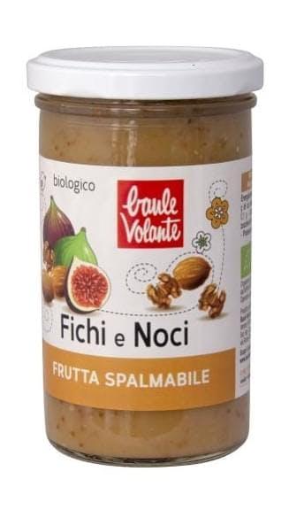 COMPOSTA FICHI E NOCI. FRUTTA SPALMABILE. 280G.