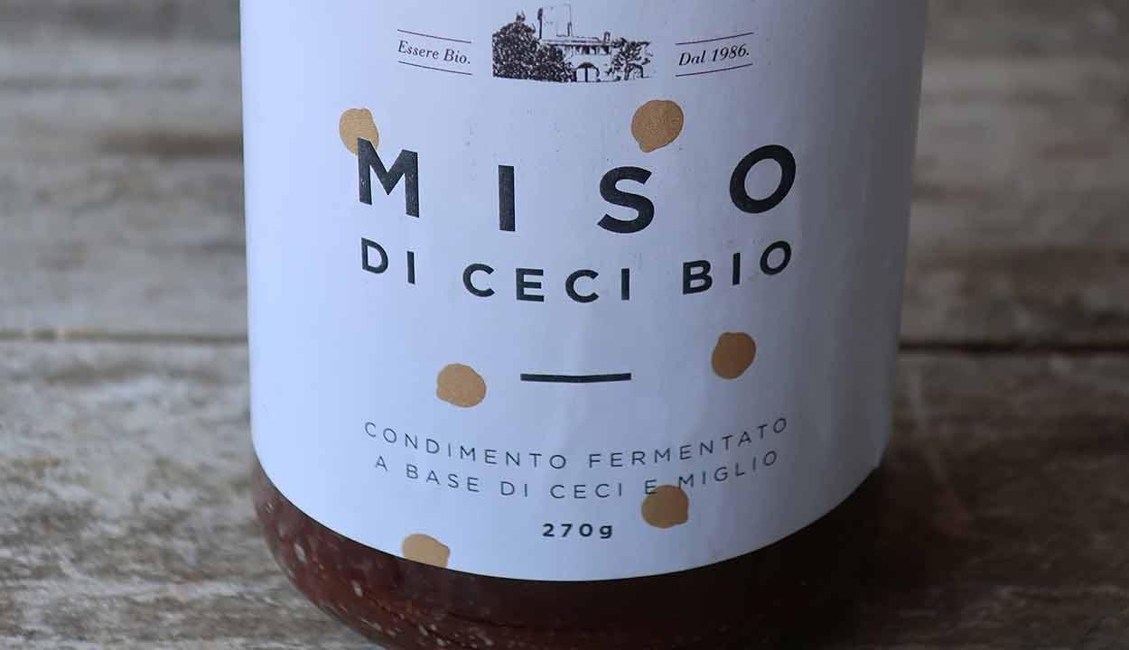 MISO DI CECI E MIGLIO. 270 G.