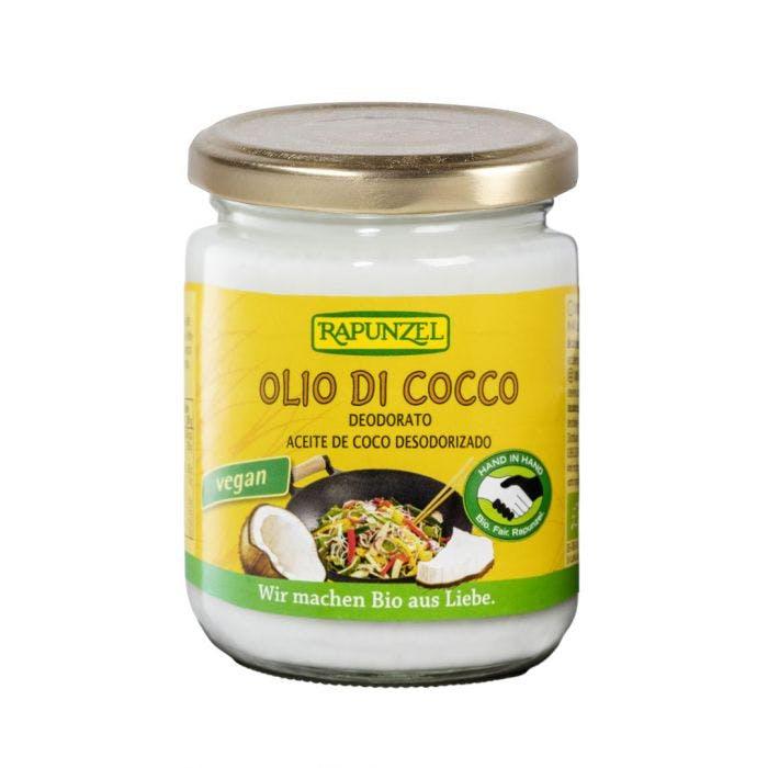 OLIO DI COCCO DEODORATO. BIO. 200G