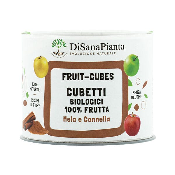 FRUIT CUBES MELA E CANNELLA 30G